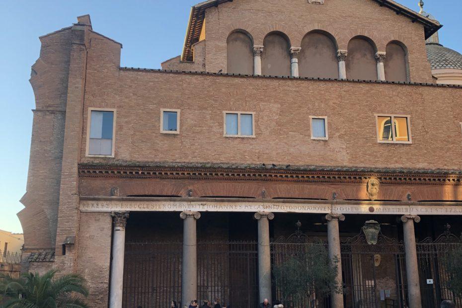 Ale Invitti: Casa Romana Celio