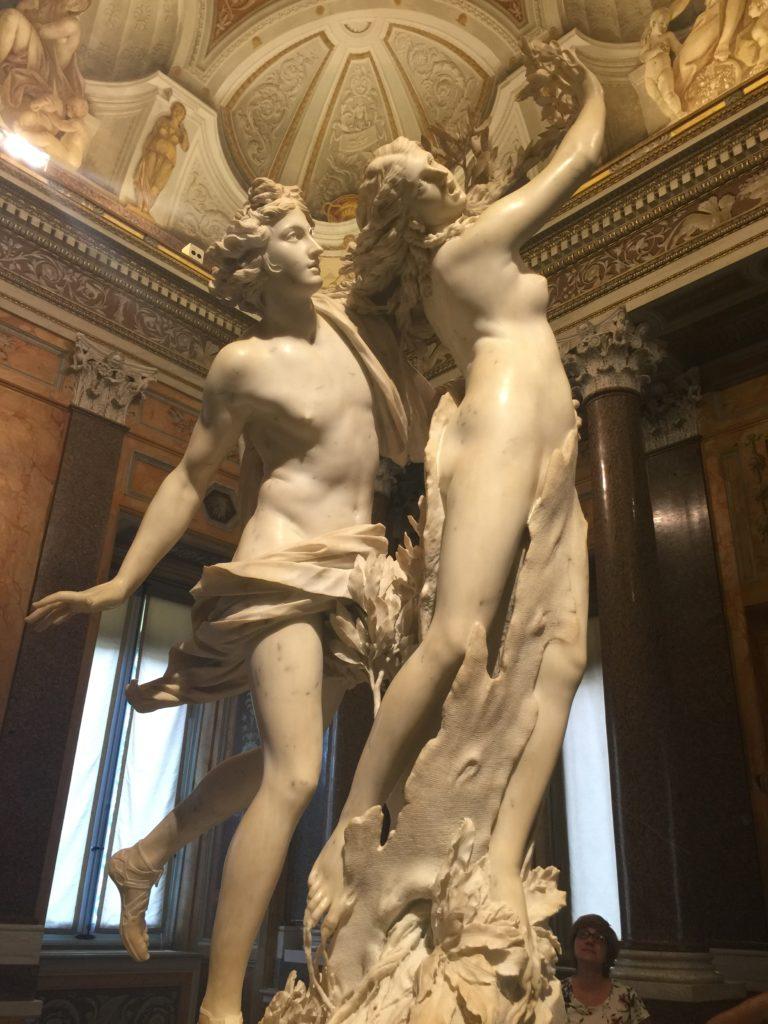 Ale Invitti: Bernini na Galleria Borghese