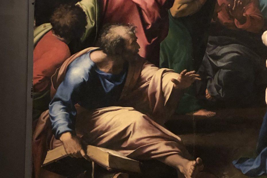 Ale Invitti: Transfiguração