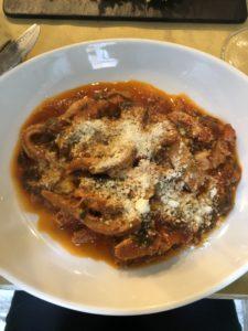 Ale Invitti: Osteria La Vacca M'briaca - Trippa alla Romana