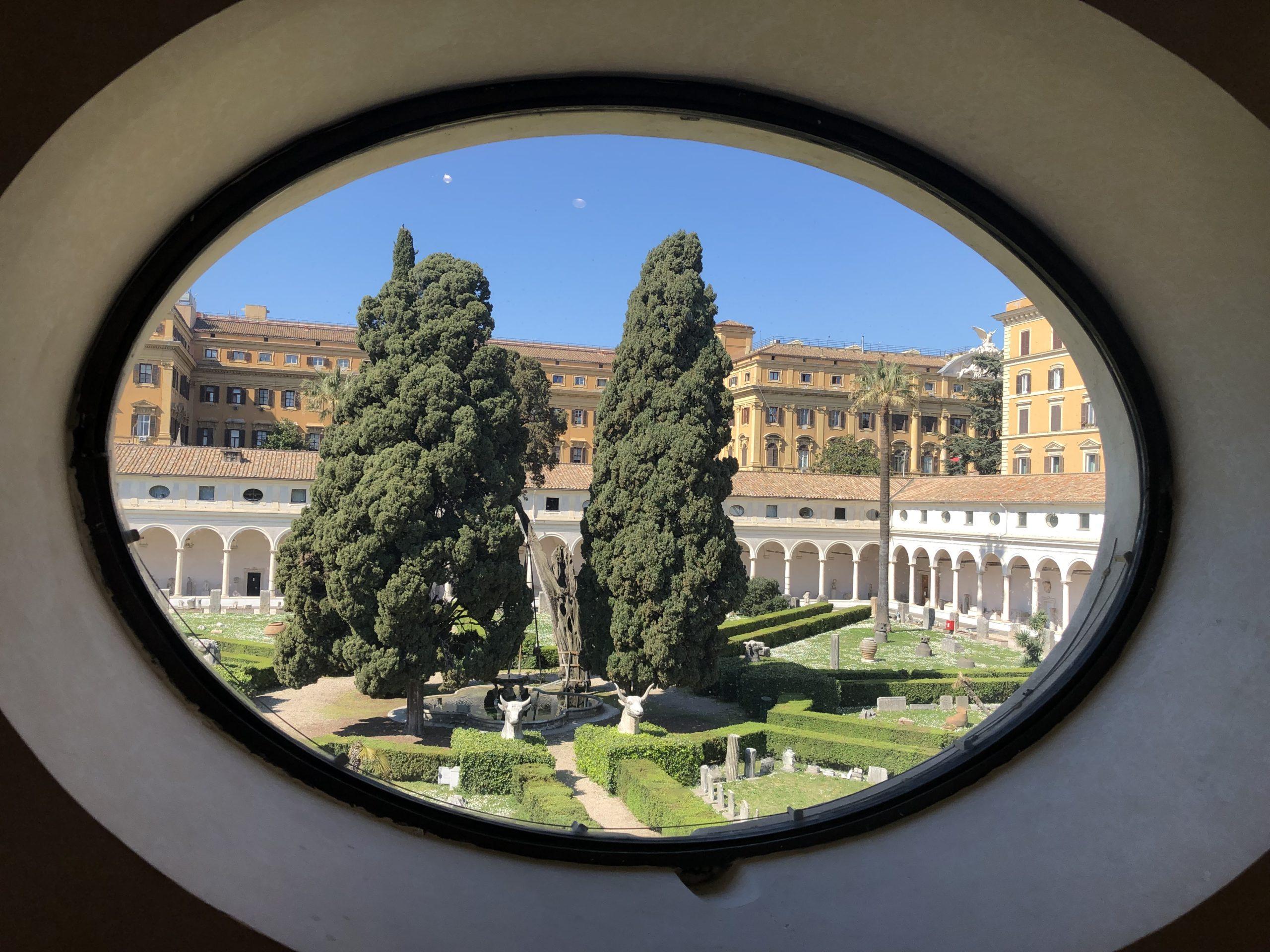 Ale Invittia: Termas Diocleziano