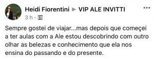 Depoimento VIP-1